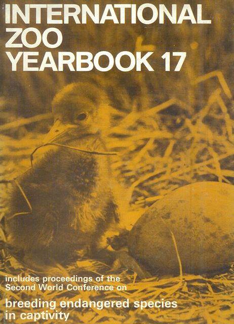 International Zoo Yearbook, 1977.