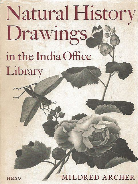 Natural History Drawings in the India Office Library.