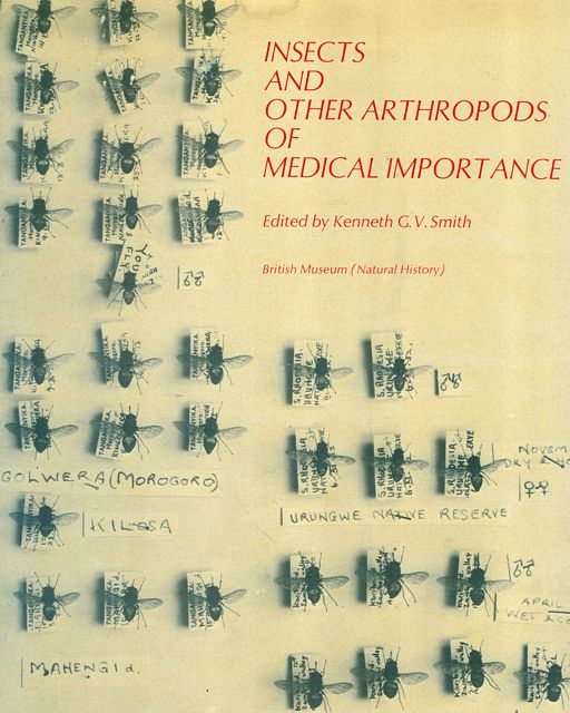 Insects and Other Arthropods of Medical Importance.