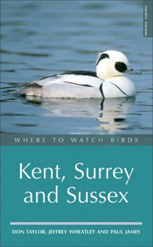 Where to watch birds in Kent, Surrey & Sussex.