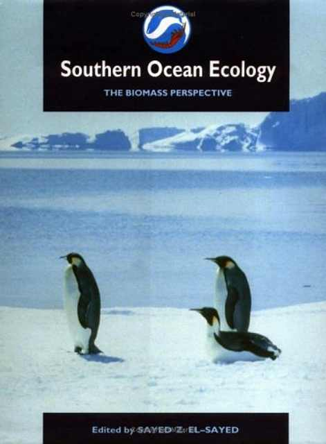 Southern Ocean Ecology.