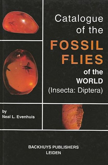 Catalogue of the Fossil Flies of the World (Insecta: Diptera).