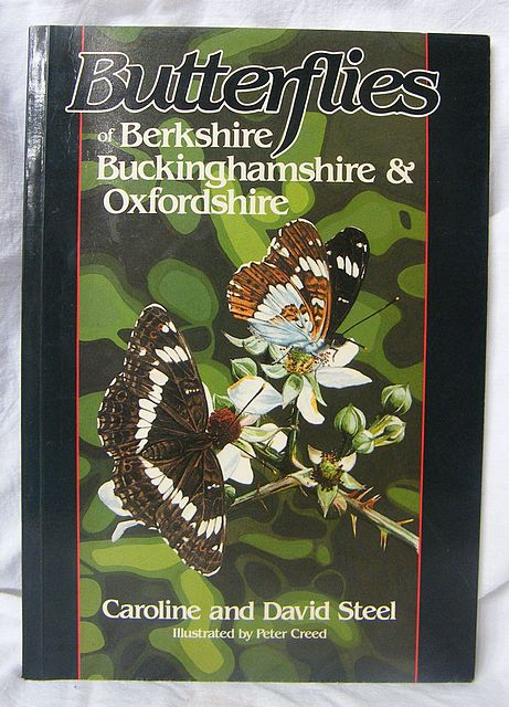 Butterflies of Berkshire, Buckinghamshire & Oxfordshire.