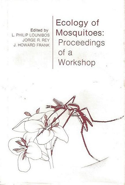 Ecology of Mosquitoes: