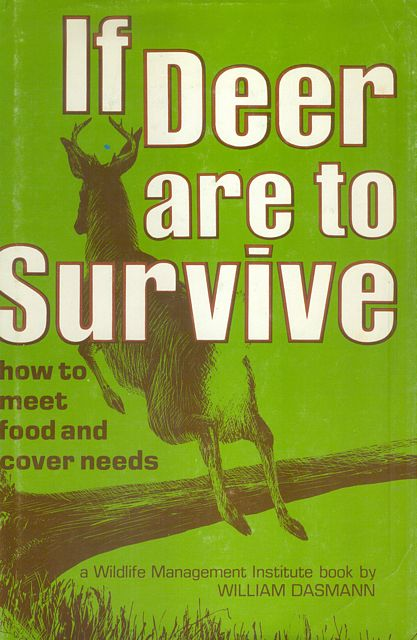 If Deer are to Survive.