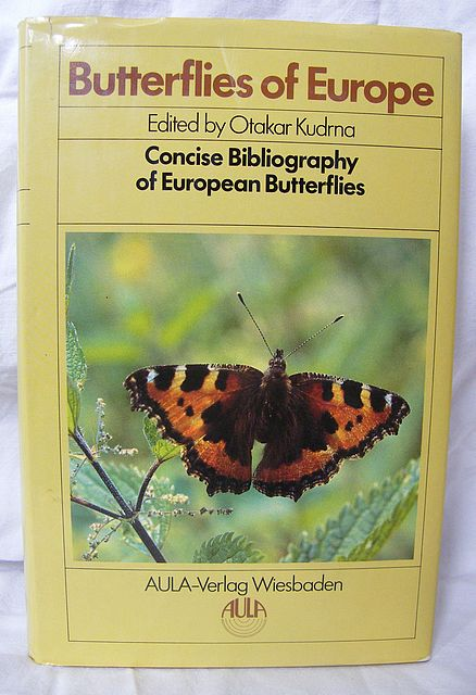Butterflies of Europe.