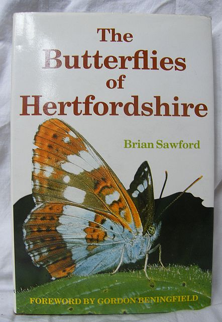 The Butterflies of Hertfordshire.