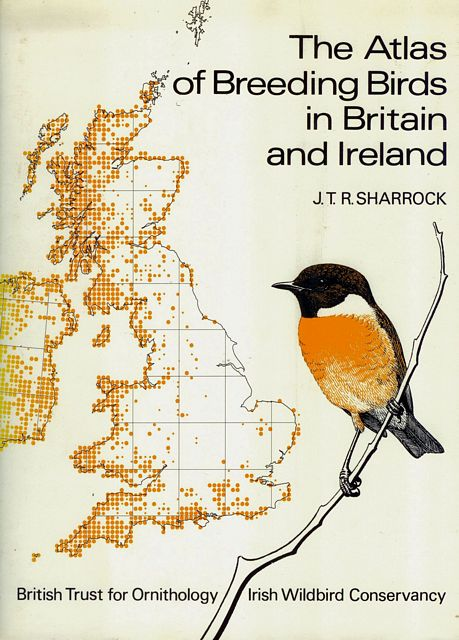 The Atlas of Breeding Birds in Britain and Ireland.