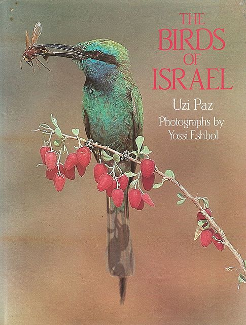 The Birds of Israel.