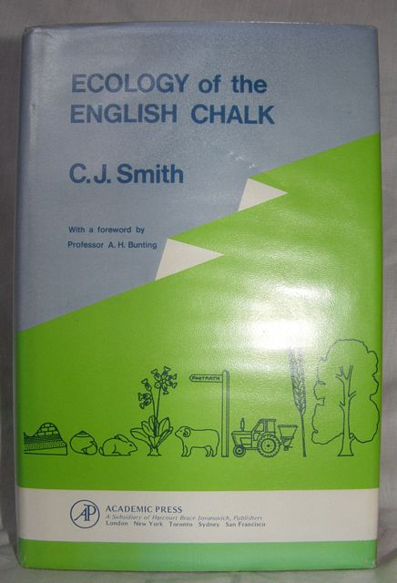 Ecology of the English Chalk.