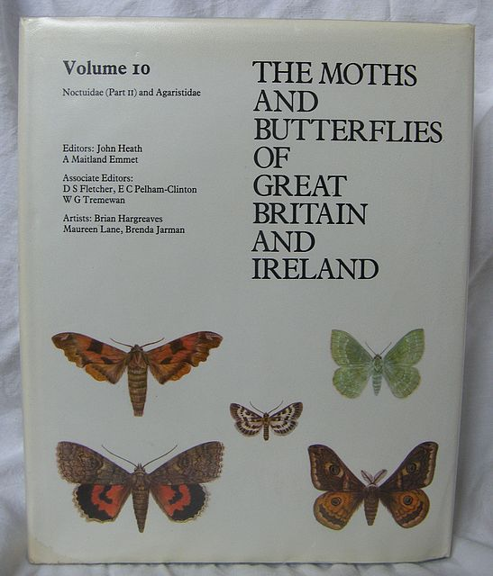 The Moths and Butterflies of Great Britain and Ireland.
