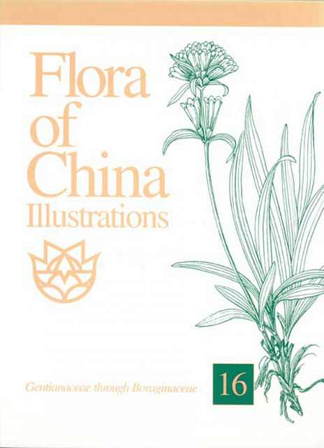 Flora of China. Illustrations.