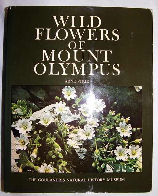 Wild Flowers of Mount Olympus.