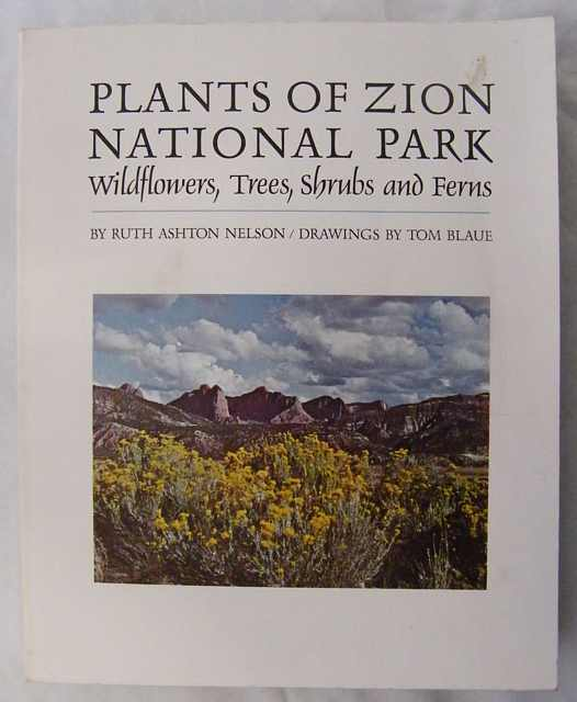 Plants of Zion National Park.