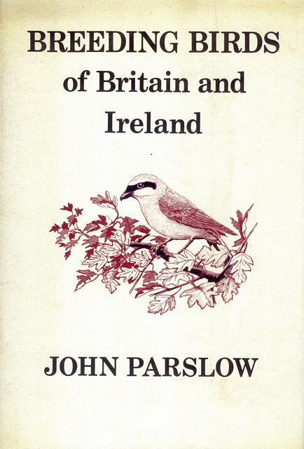 Breeding Birds of Britain and Ireland.