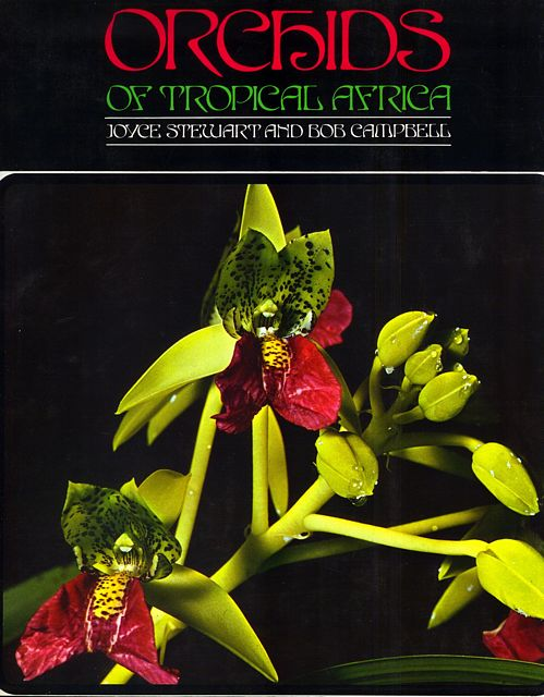 Orchids of Tropical Africa.