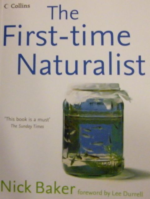 The First-Time Naturalist.