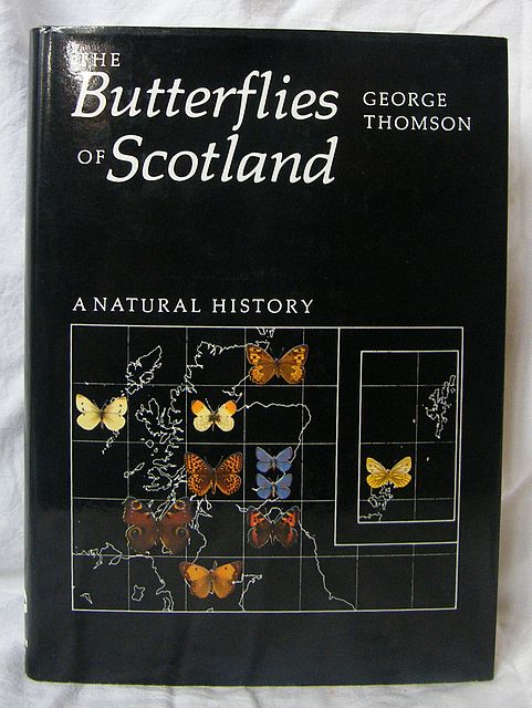 The Butterflies of Scotland.