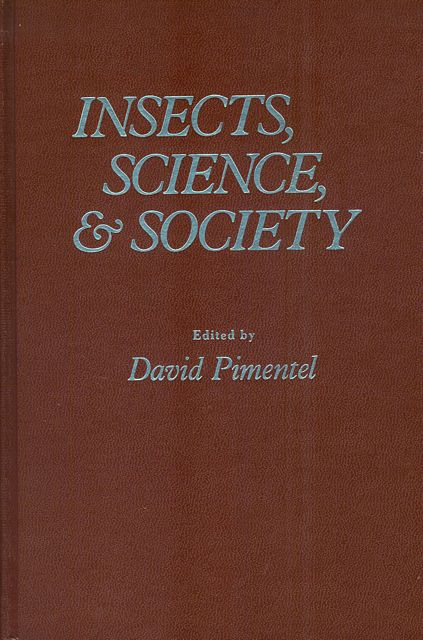 Insects, Science and Society.