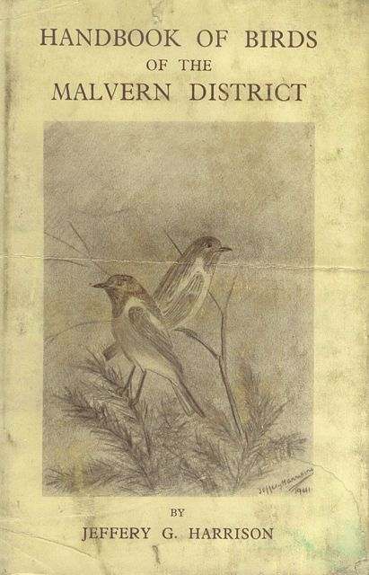 Handbook of Birds of the Malvern District.