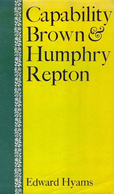 Capability Brown & Humphry Repton.
