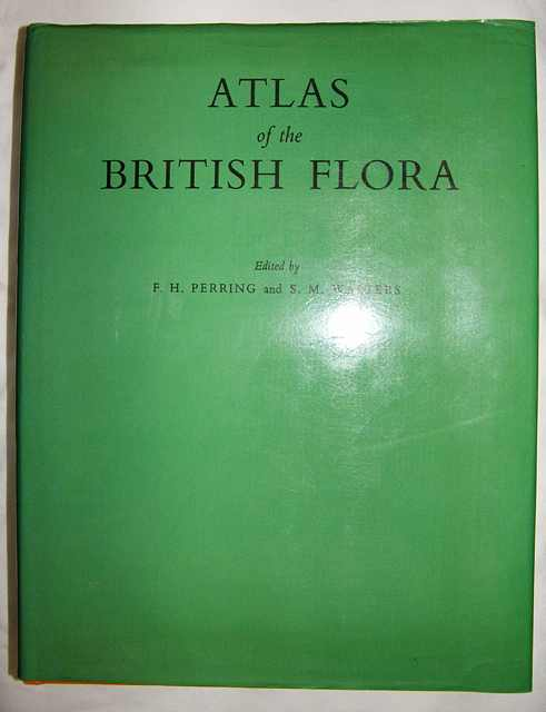 Atlas of the British Flora with critical Supplement.