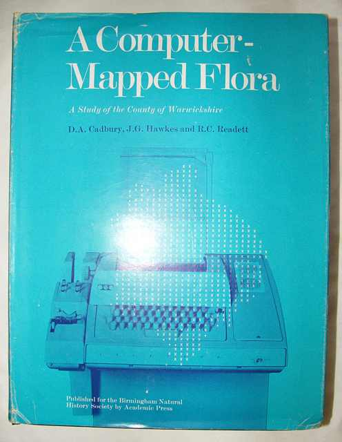 A Computer - Mapped Flora.