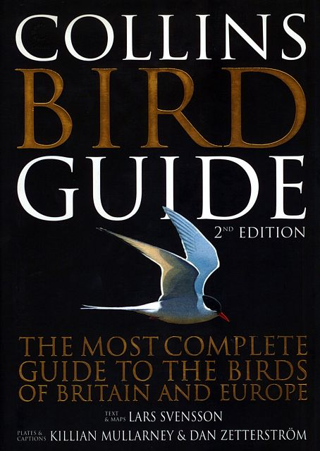 Collins Bird Guide.