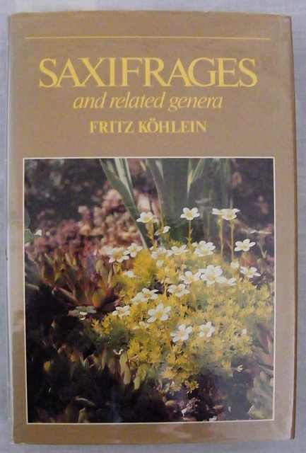Saxifrages and Related Genera.