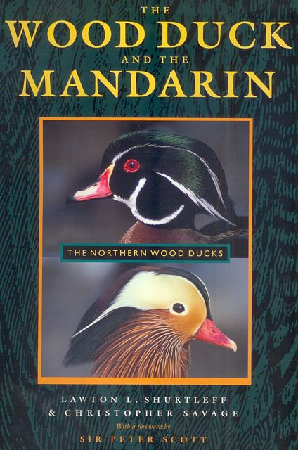 The Wood Duck and the Mandarin.