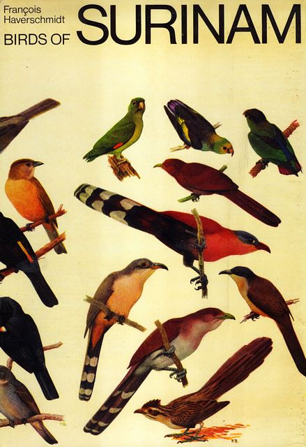 Birds of Surinam.