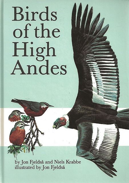 Birds of the High Andes.