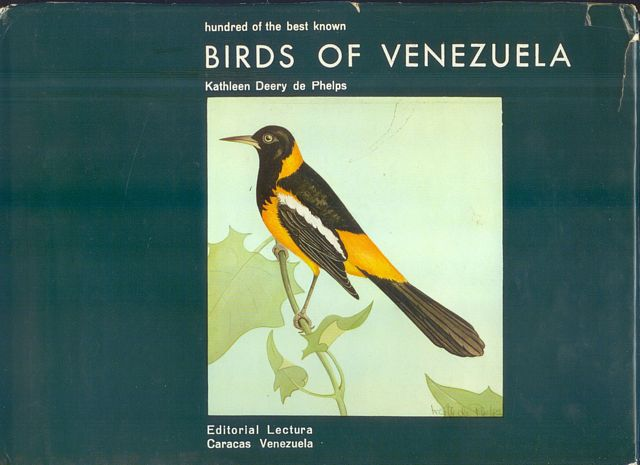 Hundred of the Best Known Birds of Venezuela.