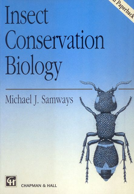 Insect Conservation Biology.