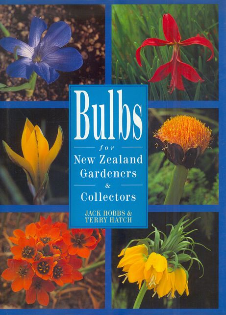Bulbs for New Zealand Gardeners.