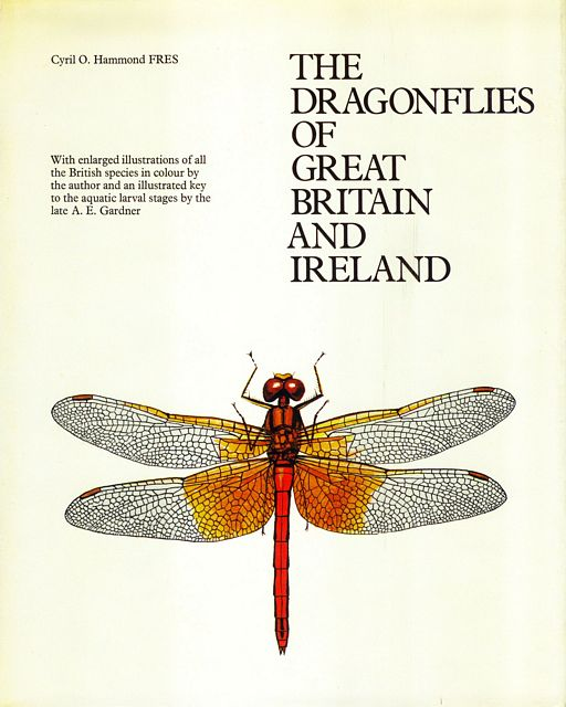 The Dragonflies of Great Britain and Ireland.