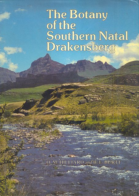 The Botany of the Southern Natal Drakensberg.