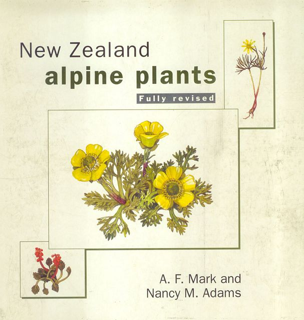 New Zealand Alpine Plants.