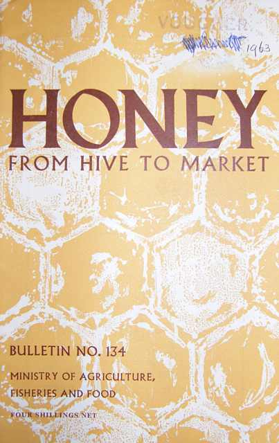 Honey from Hive to Market.