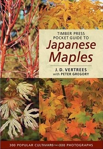 Pocket Guide to Japanese Maples.