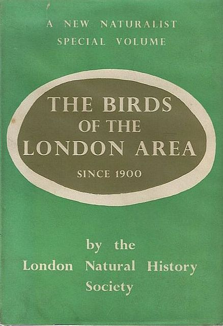 The Birds of the London Area.