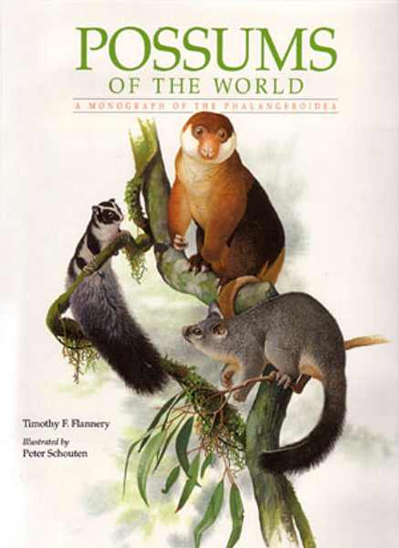 Possums of the World.