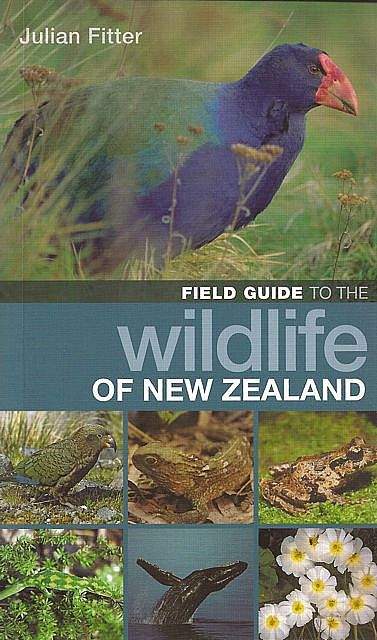 Field Guide to the Wildlife of New Zealand.