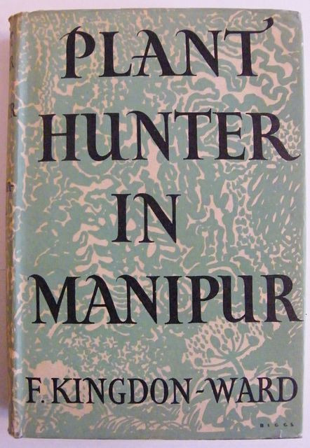 Plant Hunter in Manipur.