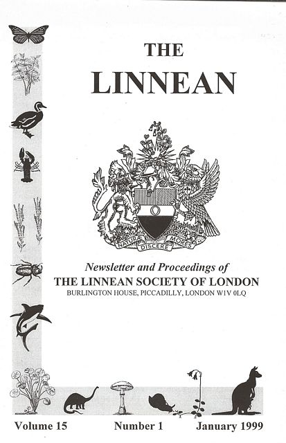 The Linnean.