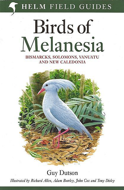 Birds of Melanesia.