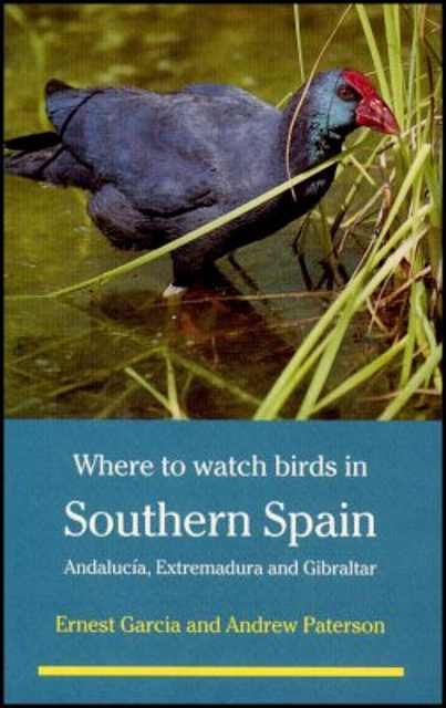 Where to Watch Birds in Southern Spain.