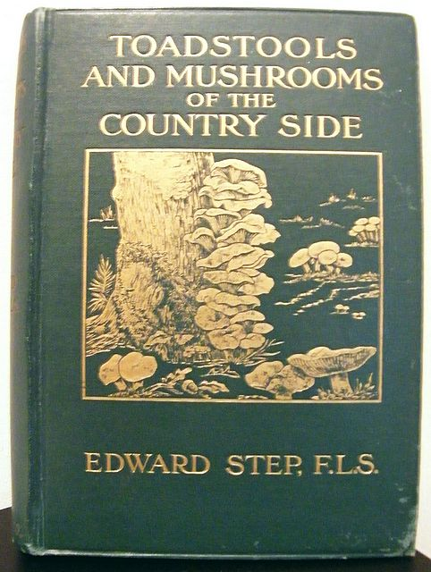 Toadstools and Mushrooms of the Country Side
