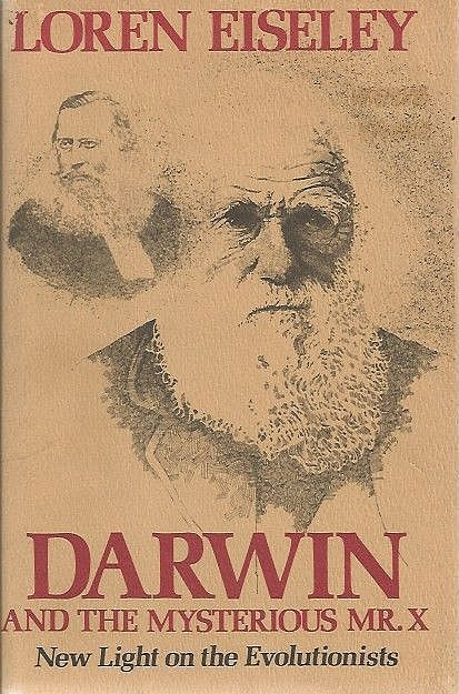 Darwin and The Mysterious Mr. X.