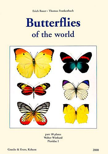 Butterflies of the World.